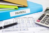 payroll data with excel